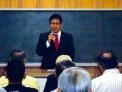 本田きよし後援会設立総会